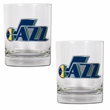 Utah Jazz Double Rocks Set