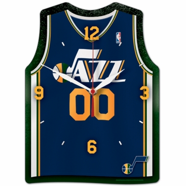 Utah Jazz High Definition Wall Clock