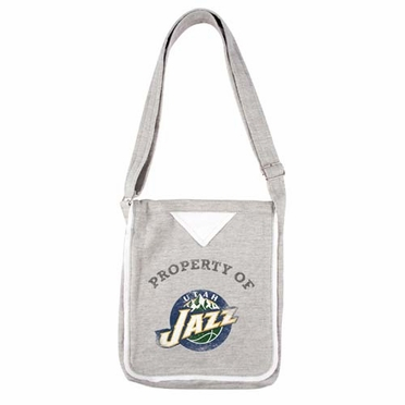 Utah Jazz Hoodie Crossbody Bag