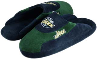 Utah Jazz Low Pro Scuff Slippers - Large