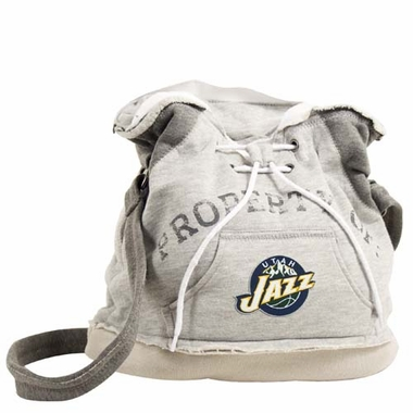 Utah Jazz Property of Hoody Duffle