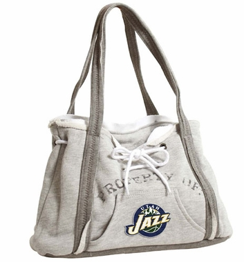 Utah Jazz Property of Hoody Purse