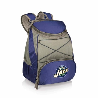 Utah Jazz PTX Backpack Cooler (Navy)
