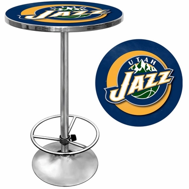 Utah Jazz Pub Table