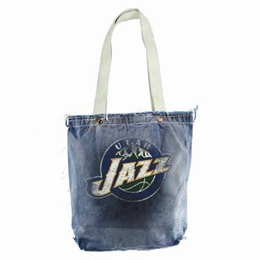 Utah Jazz Vintage Shopper (Denim)