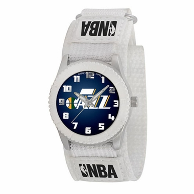 Utah Jazz Youth Rookie Watch (White)