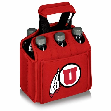 Utah Six Pack (Red)
