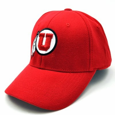 Utah Team Color Premium FlexFit Hat