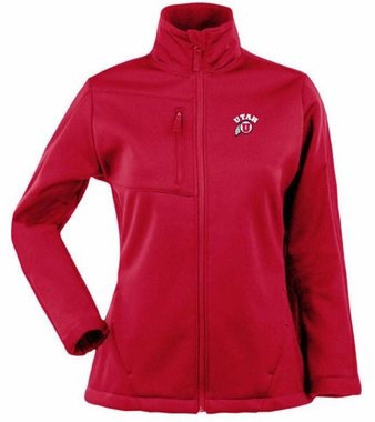 Utah Womens Traverse Jacket (Team Color: Red)