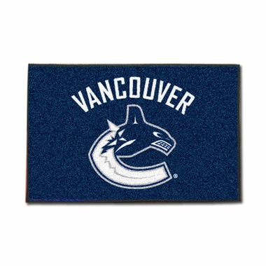 Vancouver Canucks 20 x 30 Rug