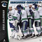 Vancouver Canucks Calendars