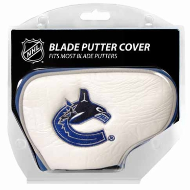 Vancouver Canucks Blade Putter Cover