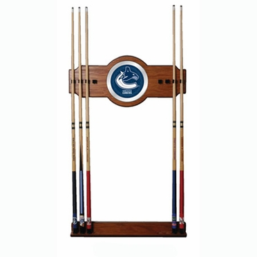 Vancouver Canucks Cue Rack