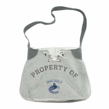 Vancouver Canucks Hoodie Sling Purse