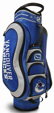 Vancouver Canucks Medalist Cart Bag