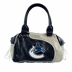 Vancouver Canucks Perf-ect Bowler Purse