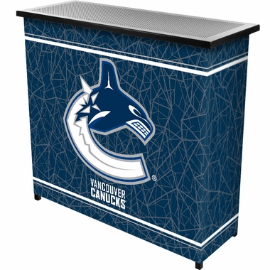 Vancouver Canucks Portable Bar