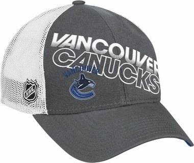 Vancouver Canucks TNT Trucker Flex Fit Mesh Back Hat