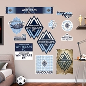 Vancouver Whitecaps Wall Decorations