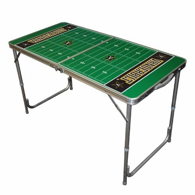 Vanderbilt 2 x 4 Foot Tailgate Table