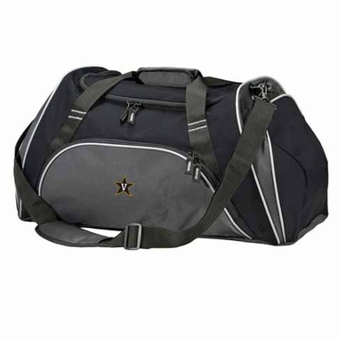 Vanderbilt Action Duffle (Color: Black)