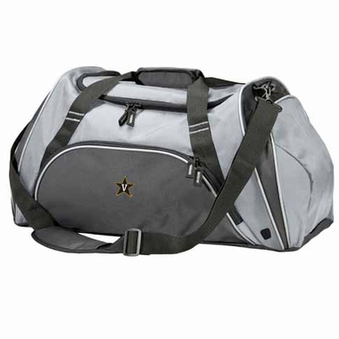 Vanderbilt Action Duffle (Color: Grey)