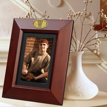 Vanderbilt BROWN Portrait Picture Frame