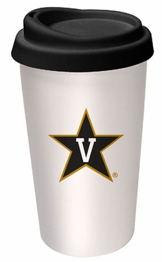 Vanderbilt Ceramic Travel Cup
