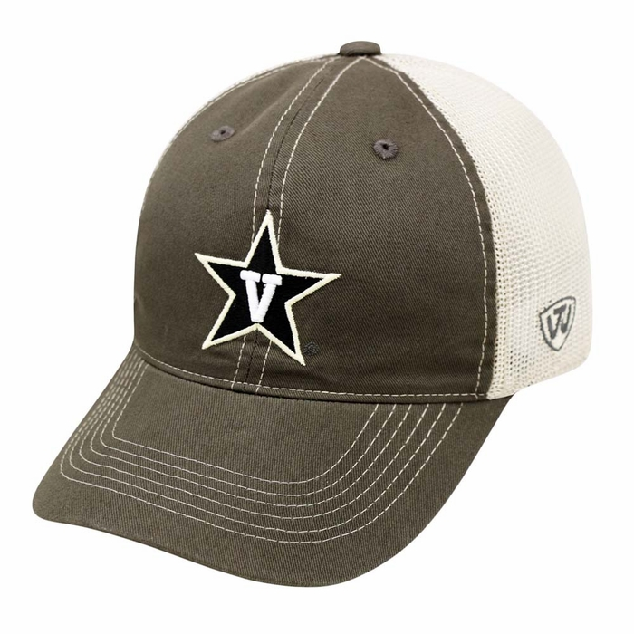 vanderbilt commodores top of the world putty stretch fit
