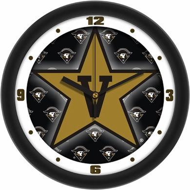 Vanderbilt Dimension Wall Clock