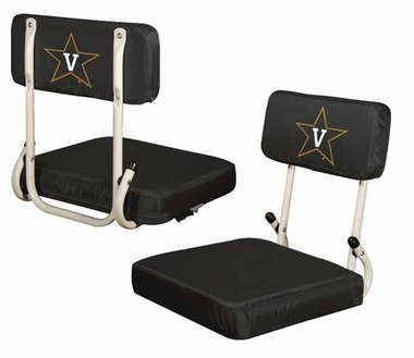 Vanderbilt Hard Back Stadium Seat