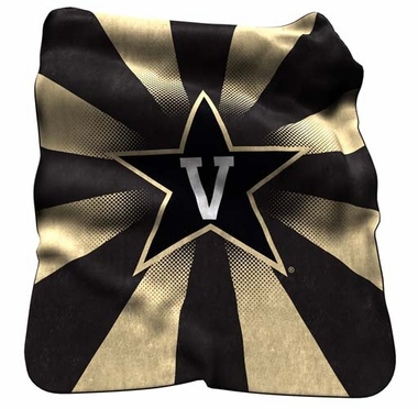 Vanderbilt Raschel Throw