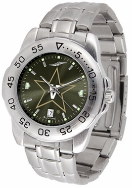 Vanderbilt Sport Anonized Men's Steel Band Watch