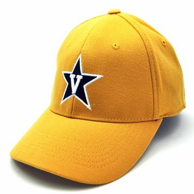 Vanderbilt Team Color Premium FlexFit Hat