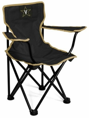 Vanderbilt Toddler Folding Logo Chair