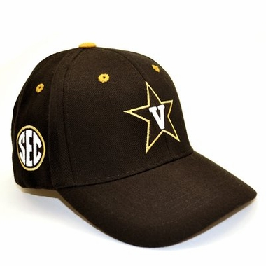 Vanderbilt Triple Conference Adjustable Hat