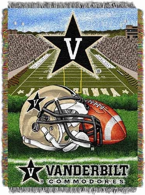 Vanderbilt Woven Tapestry Throw Blanket