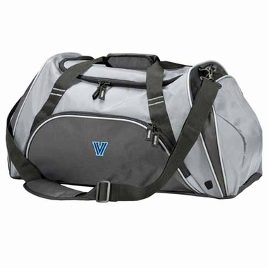 Villanova Action Duffle (Color: Grey)