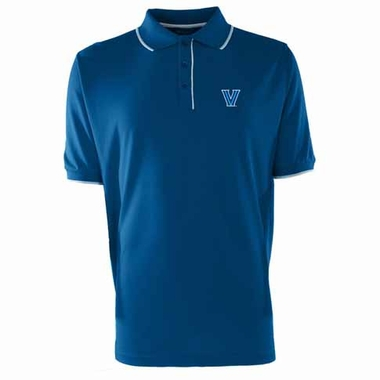 Villanova Mens Elite Polo Shirt (Color: Royal)