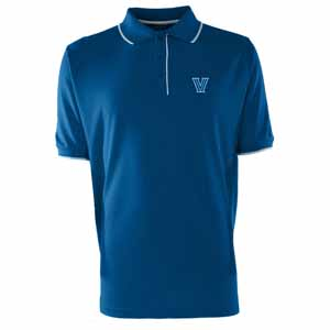 Villanova Mens Elite Polo Shirt (Color: Royal) - X-Large