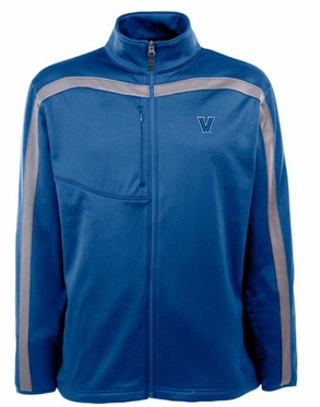 Villanova Mens Viper Full Zip Performance Jacket (Team Color: Royal)