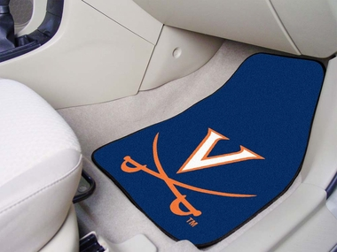 Virginia 2 Piece Car Mats