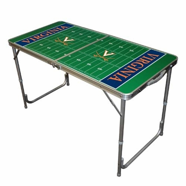 Virginia 2 x 4 Foot Tailgate Table