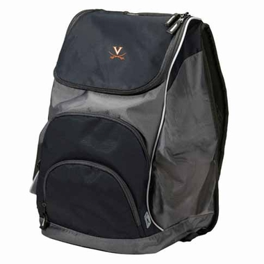 Virginia Action Backpack (Color: Black)