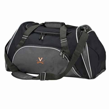 Virginia Action Duffle (Color: Black)