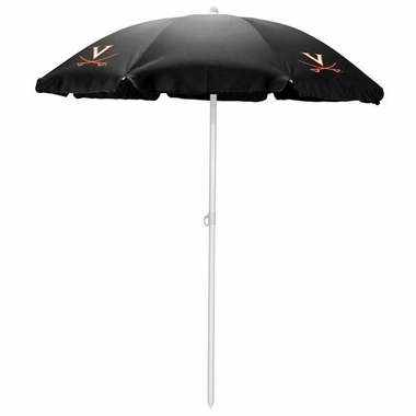 Virginia Beach Umbrella (Black)