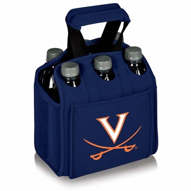 Virginia Beverage Buddy (6pk) (Navy)