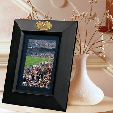 Virginia BLACK Portrait Picture Frame
