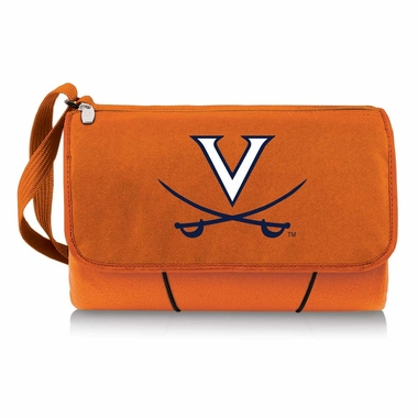Virginia Blanket Tote (Orange)