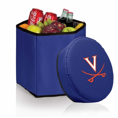 Virginia Bongo Cooler / Seat (Navy)